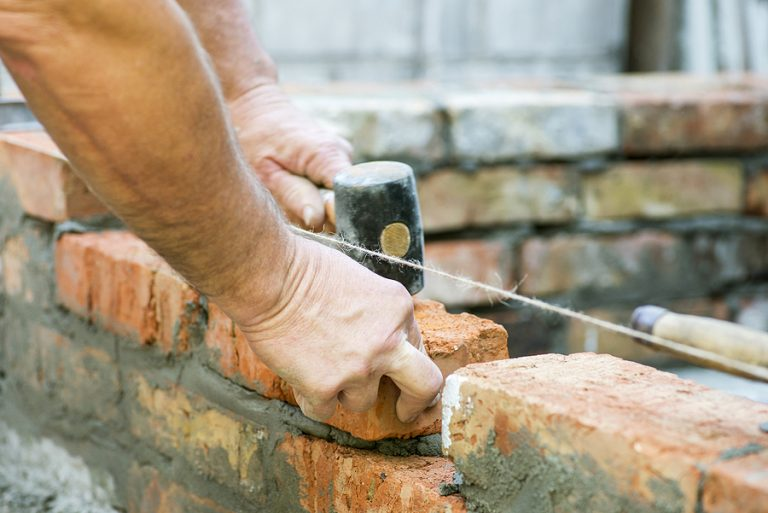 Getting Into The Bricklaying Business